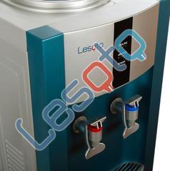 Кулер для воды LESOTO 16 L-B/E blue-silver