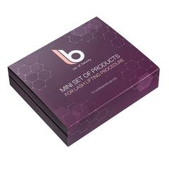 Набор продуктов для проведения процедуры ламинирования LB в коробке