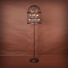 торшер Vintage birdcage 5006–L5