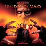 Soundtrack / John Carpenter: Ghost Of Mars (Limited Edition)(Coloured Vinyl)(LP)