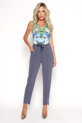 <p><span>Очнь удобные брюки! Пояс на резинке, функциональные карманы.</span></p>