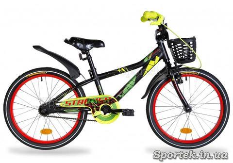 Детский велосипед Formula STORMER с колесами 20 дюймов