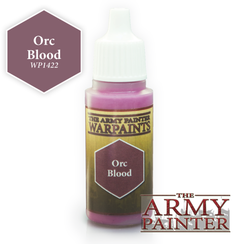 War Paints: Orc Blood