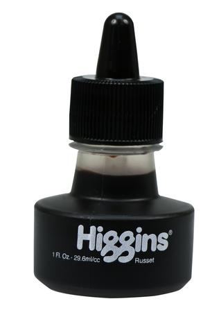 Чернила HIGGINS RUSSET Dye-Based 1 OZ, 29,6 мл