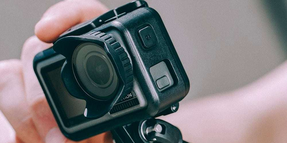 Бленда PGYTECH OSMO ACTION Lens Hood