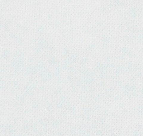 Флизелин водорастворимый неклеевой FB-090 для вышивания белый (фасовка 50х60 см)