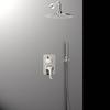 Встраиваемы смеситель для душа с душевым комплектом YPSILON PLUS K6415021 на 2 выхода - фото №1