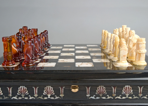 Шахматы Империя # 6