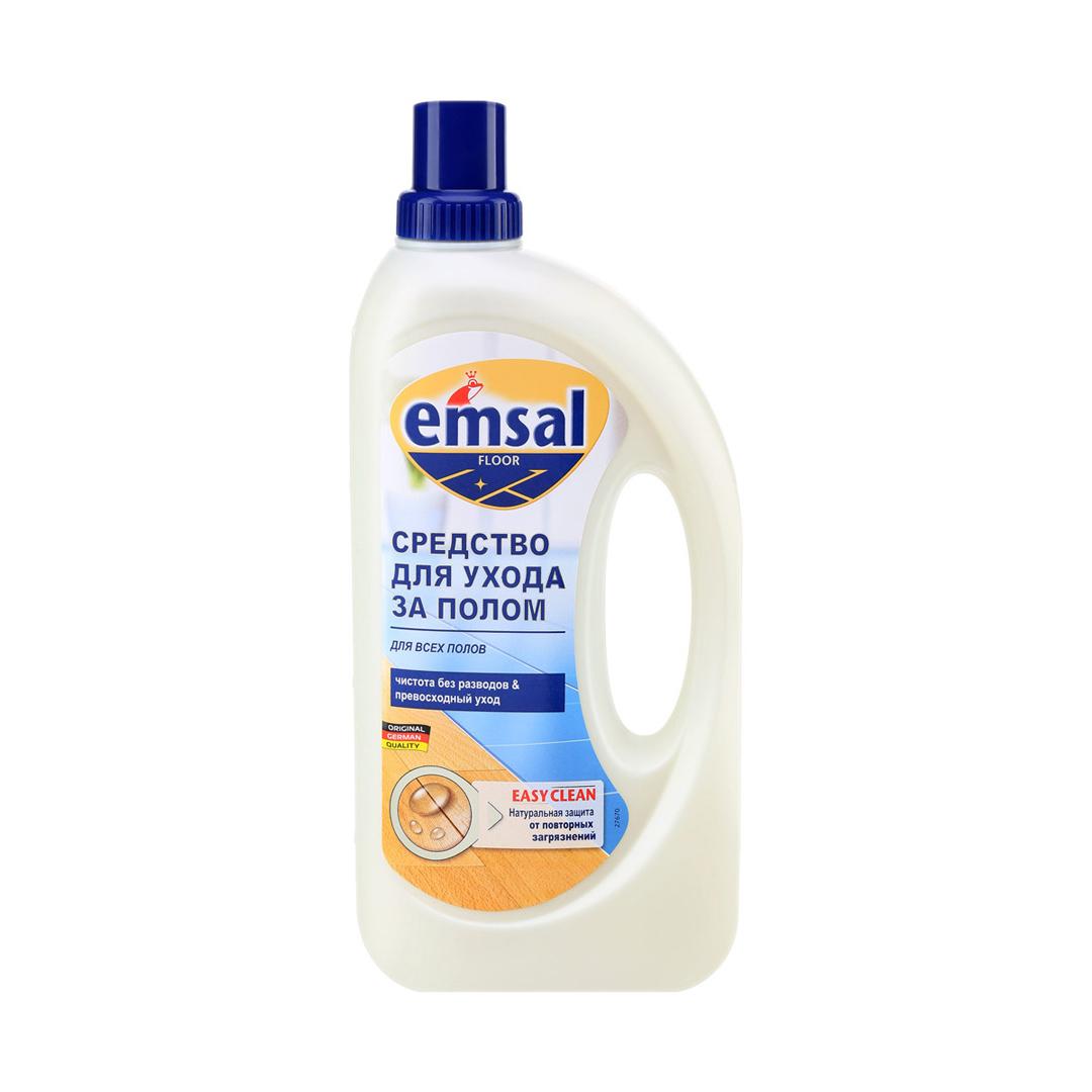 Emsal Floor Care Средство для чистки и ухода за всеми видами полов 1 л.