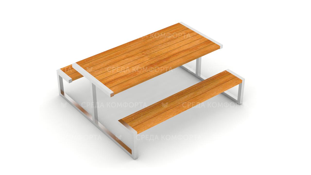 Скамейка со столом SCAM0257