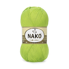 Пряжа  Calico Ince Nako хлопок
