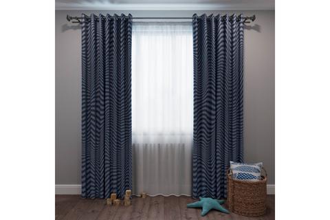 Комплект штор для детской комнаты Blue Dune