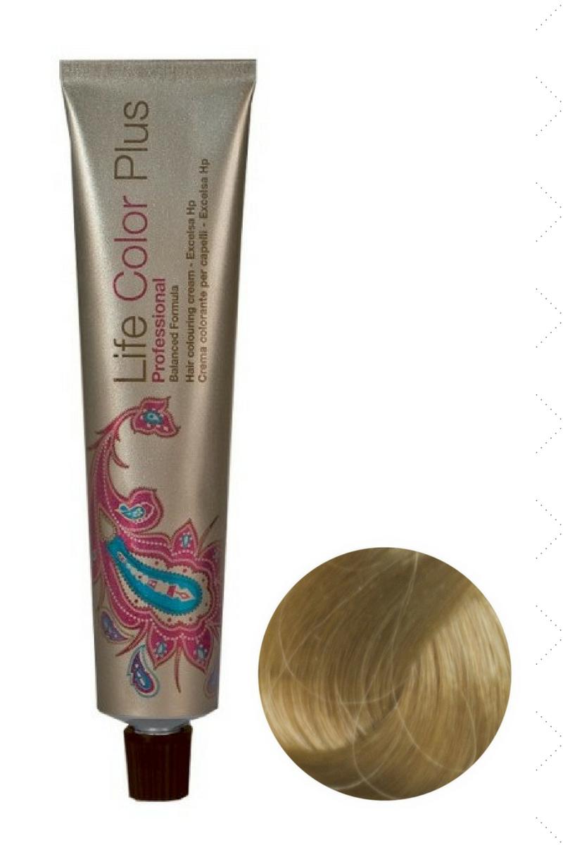 Крем-краска 9.33 Насыщенный очень светлый блондин золотистый Life Color Plus FarmaVita, 100 мл