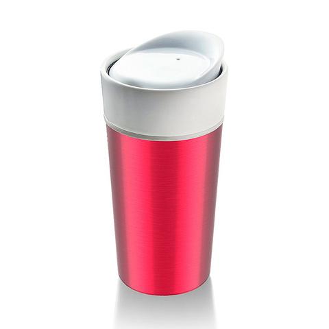 Термокружка Asobu Thermo steel (0,4 литра), розовая
