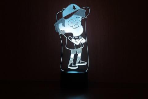 Лампа Диппер