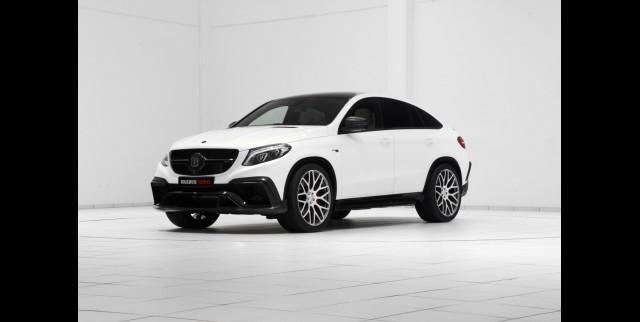 Обвес Brabus для Mercedes GLE-Coupe 63 AMG C292