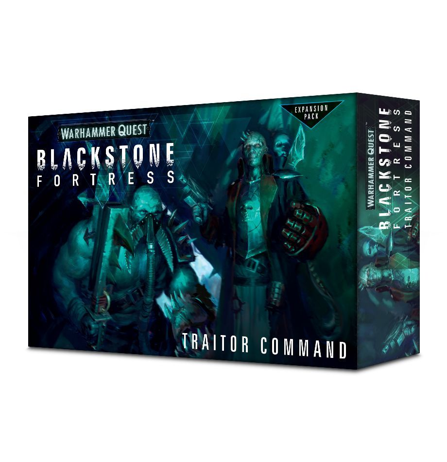 Blackstone Fortress: Traitor Command