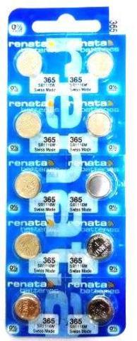 Элемент питания Renata 365 BL-10/100