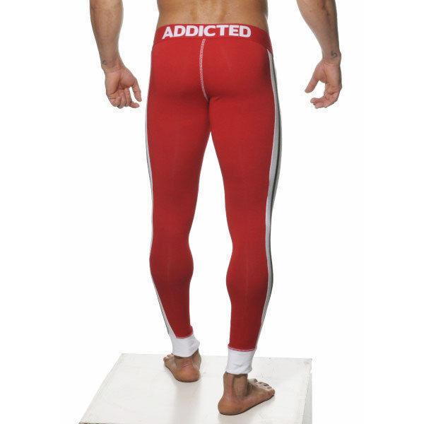 Мужские кальсоны красные  Addicted Red Underpants