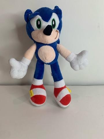 Мягкая игрушка Сонник синий  (Соник)