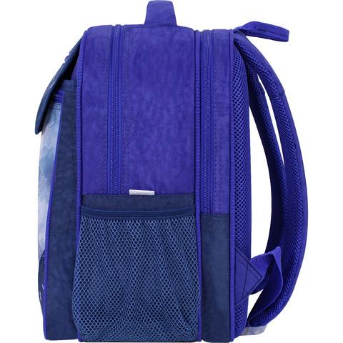 Рюкзак школьный Bagland Отличник 20 л. 225 синий 534 (0058070)