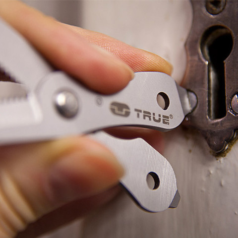 Картинка брелок True Utility SciXors+  - 3