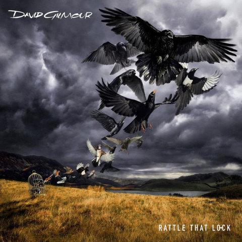 David Gilmour / Rattle That Lock (LP)