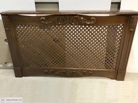 Экран-короб на батарею
