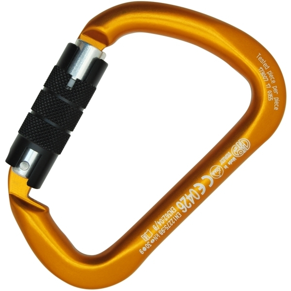 Карабин X-large Alu Twist Lock