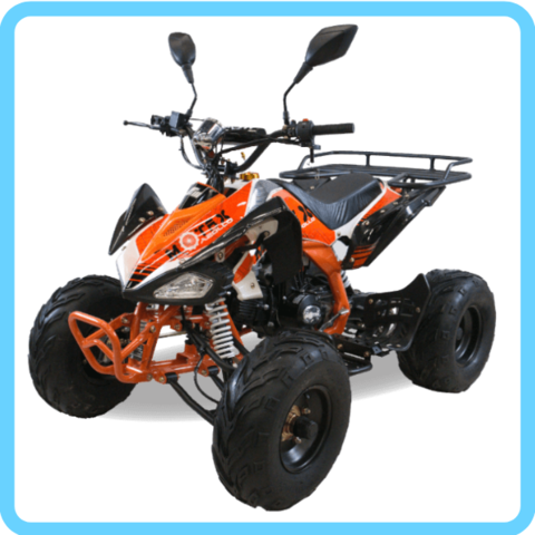 Подростковый бензиновый квадроцикл MOTAX ATV T-Rex LUX 125 cc