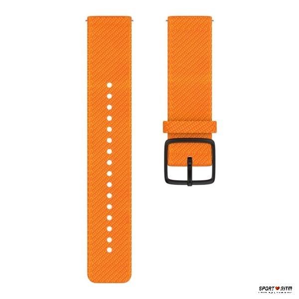 Плетеный ремешок Polar Vantage M Orange