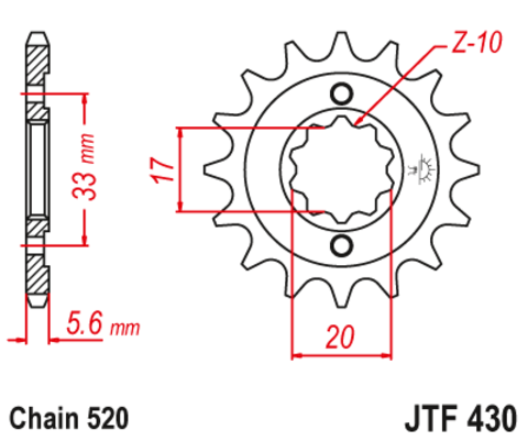 JTF430