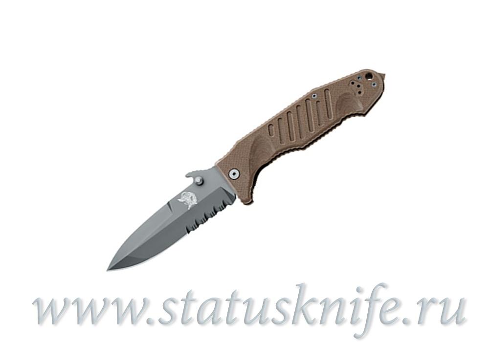 Нож FOX knives модель SOK09CM01E DELTA SPECIAL OPERATION