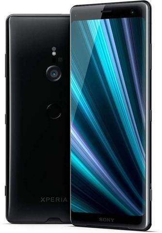 Смартфон Sony Xperia XZ3 (H9493) 6/64GB Black (черный)