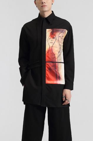 Рубашка «INGU»