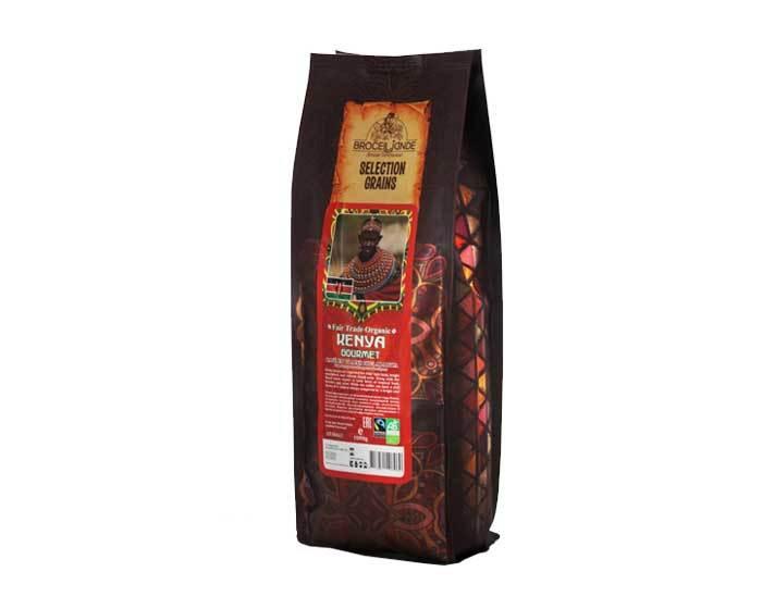 Кофе в зернах Broceliande Kenya, 1 кг