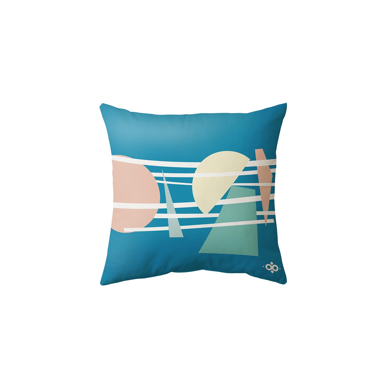 Декоративная подушка Geometry - вид 1