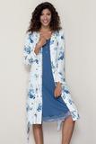 Комплект халат и сорочка B&B