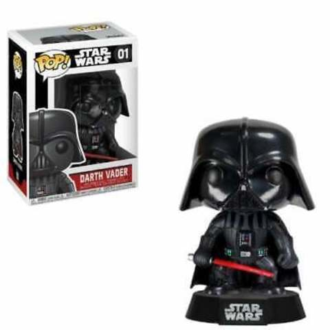 Darth Vader Star Wars Funko Pop! Vinyl Figure || Дарт Вейдер