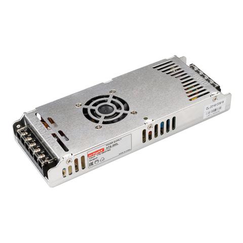 Блок питания HTS-300L-24-Slim (24V, 12.5A, 300W) (ARL, IP20 Сетка, 3 года)