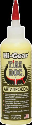 5308 Антипрокол. Состав для предотвращения и устранения проколов шин  TIRE DOCTOR 240 мл(b), шт