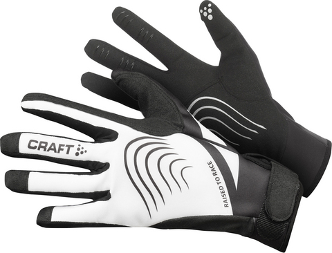Перчатки Craft Performance белые