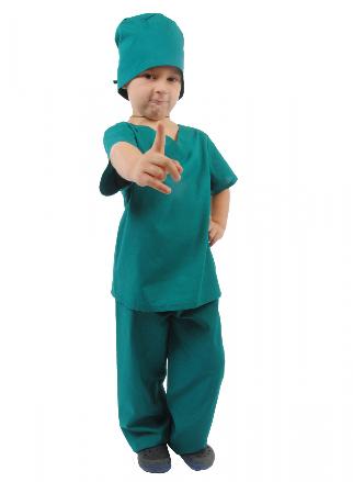 Карнавальный костюм Хирург