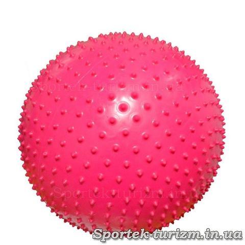 Массажный фитнес-бол диаметром 75 см
