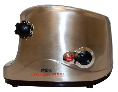 Мясорубка Sinbo, 3000 Вт, серебристая