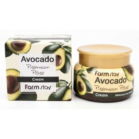 Farm Stay Крем с экстрактом авокадо Avocado Premium Pore Cream, 100 мл