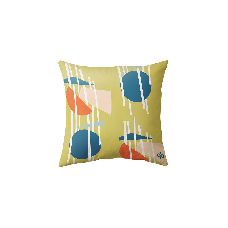 Декоративная подушка Geometry - вид 3