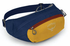 Сумки поясная Osprey Daylite Waist Honeybee Yellow/Deep Sea Blue - 2