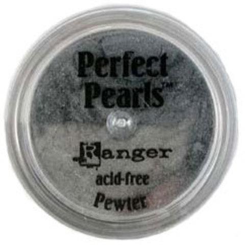 Пигментный порошок  Ranger Perfect Pearls -Pewter