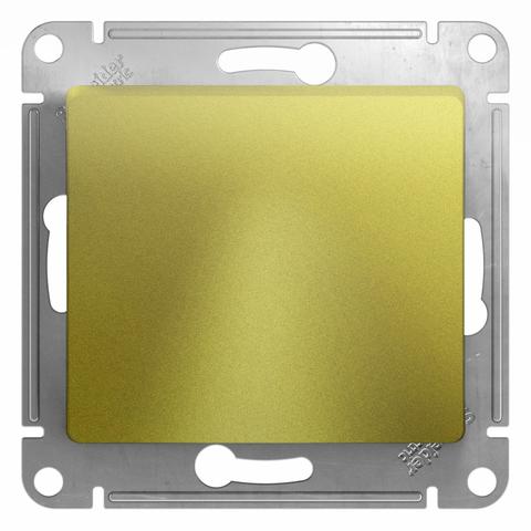 Вывод кабеля. Цвет Фисташковый. Schneider Electric Glossa. GSL001099